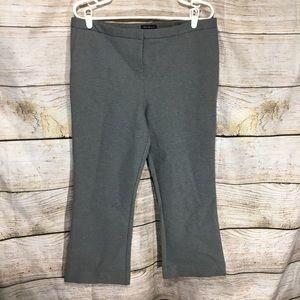 18 Max & Mia Heather Grey pants #1209682 Large